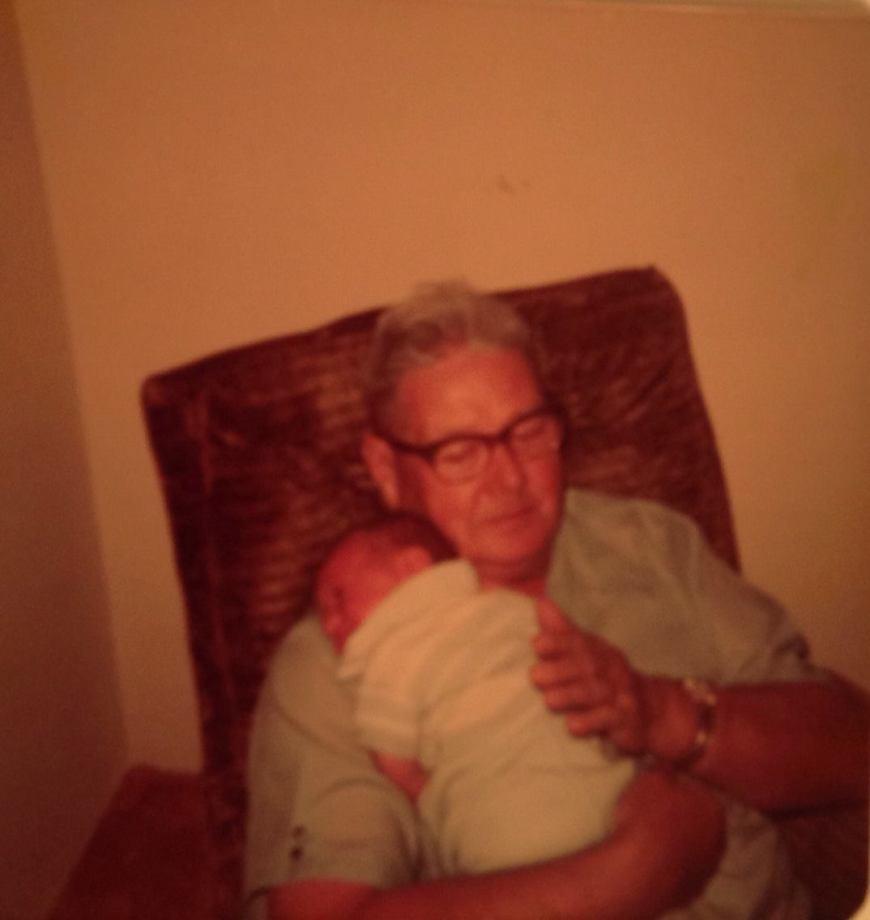 Grandpa&Rex