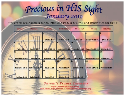 Precious His Sight January 2019 docx.docx